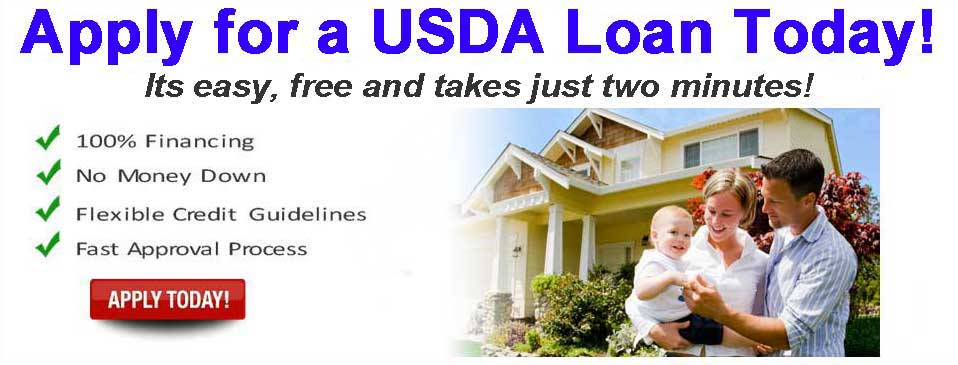 Usda Loans Usda Home Loans New Homes Dallas Tx